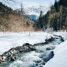 Кордон и водопад Пслух