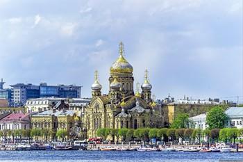 Санкт-Петербург — культурная столица мира