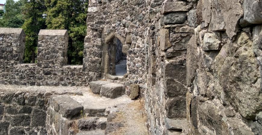 Крепость Гонио (Gonio Fortress)