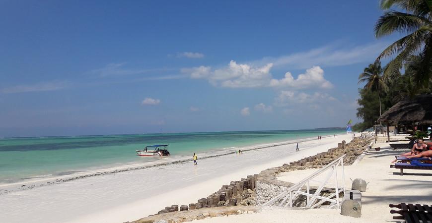Пляж Кивенгва