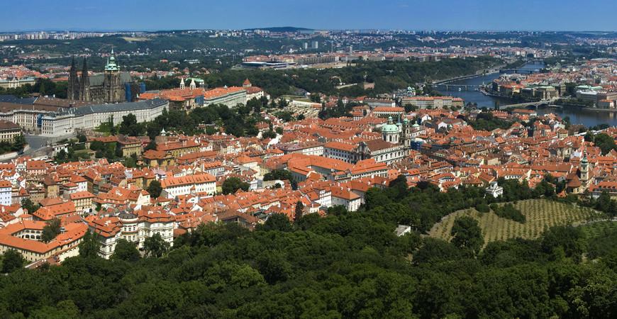 Мала Страна в Праге (Malá Strana)