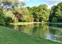 Английский сад (Englischer Garten)