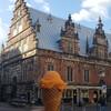 Облепиховое мороженое