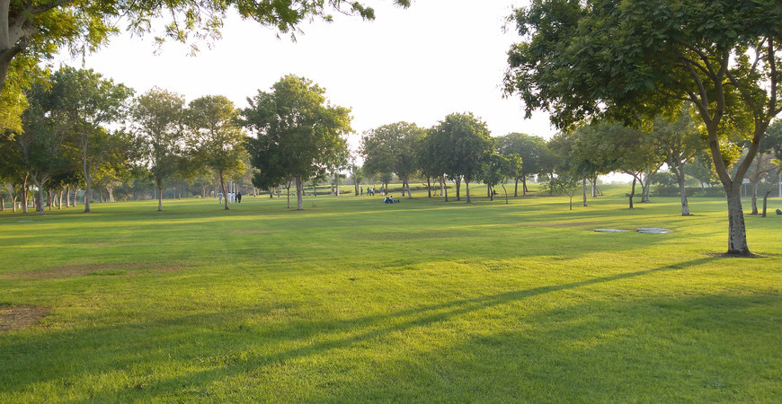 Парк Забиль (Zabeel park)