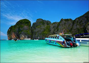 На островах в Таиланде наблюдается нехватка пресной воды из-за массового туризма