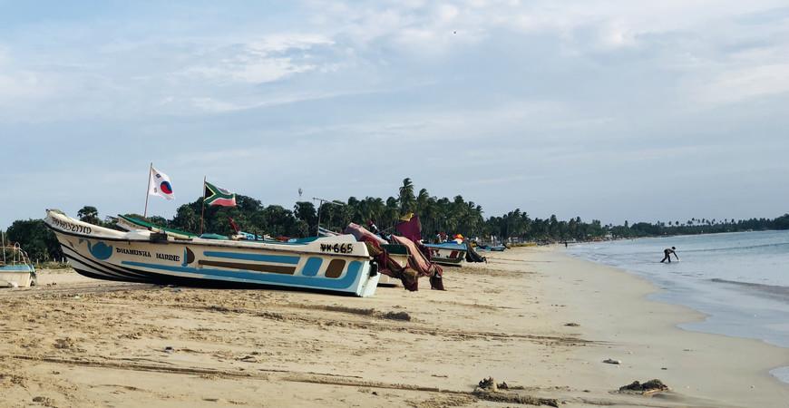 Пляж Нилавели (Nilaveli Beach)