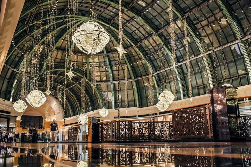 Эмирейтс Молл (Mall of the Emirates)
