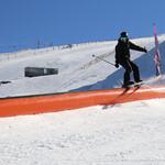 Природный парк и горнолыжный курорт Сьерра-Невада