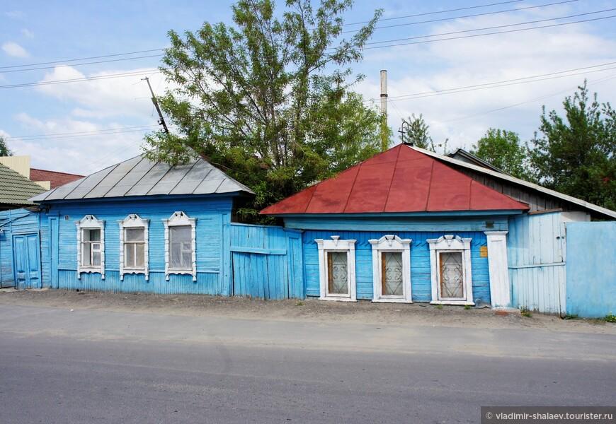 Улица Демидовская плотина.