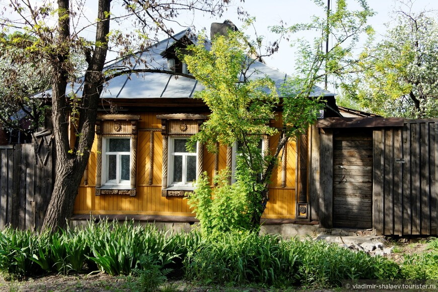 Дом на улице Пробная.
