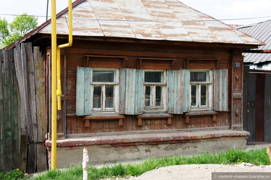 Дом на Пробной улице.