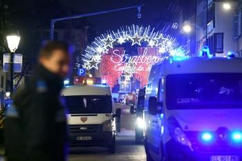 Стрельба произошла в центре Страсбурга: есть погибшие среди туристов