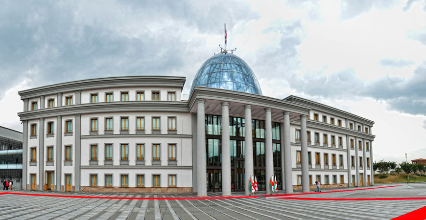 Президентский дворец Тбилиси (Авлабарская резиденция)