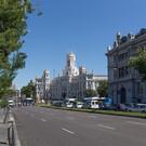 Площадь Сибелес