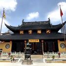 Храм Нефритового Будды в Шанхае