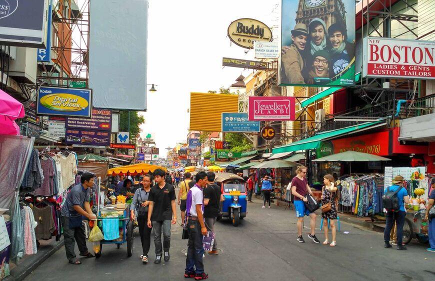 Каосан Роад — все тайны ночной жизни опасного Бангкока