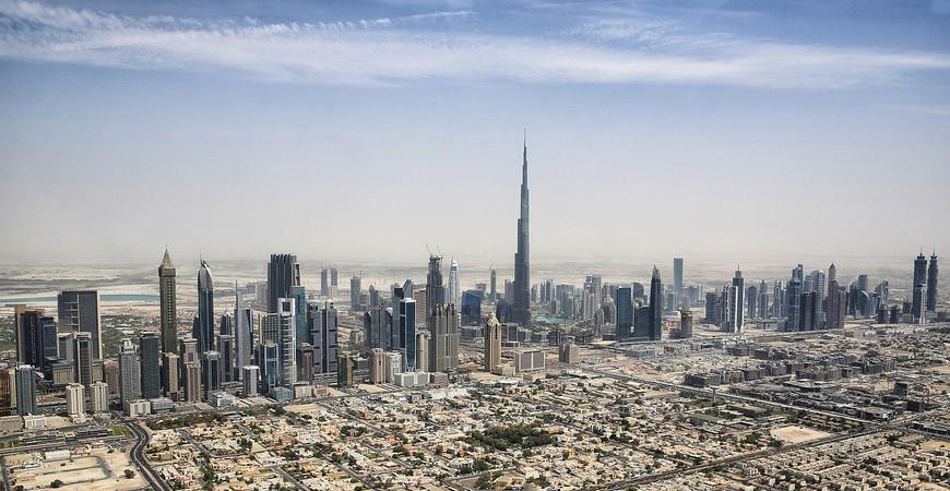 Бурдж Халифа (Бурдж Дубай)