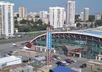 Торговый город Дирижабль в Екатеринбурге
