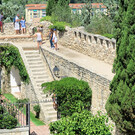 Крепостная стена Жироны