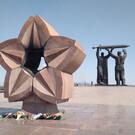 Монумент Тыл — Фронту