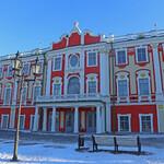 Дворец и парк Кадриорг