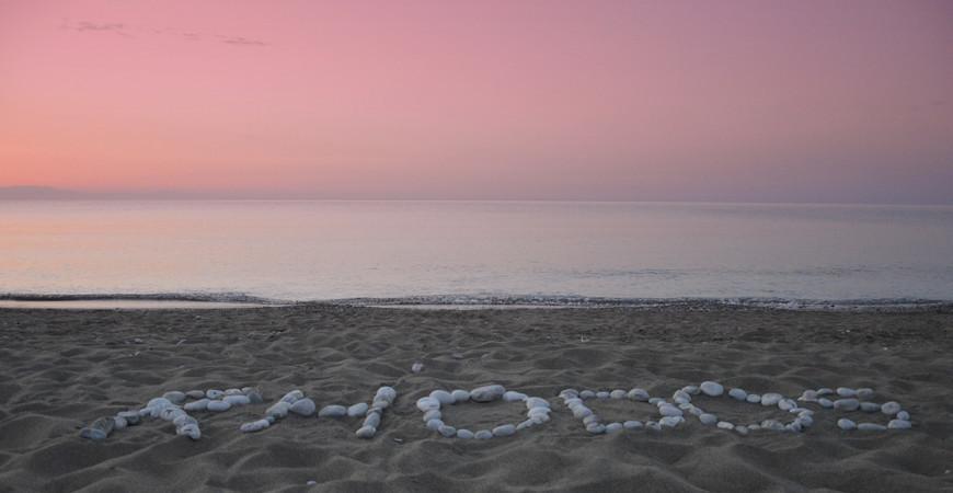 Пляж Фалираки на Родосе