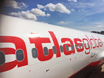 Atlasglobal возвращается на линию Стамбул - Махачкала