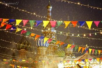 В Москве стартовал фестиваль Путешествие в Рождество
