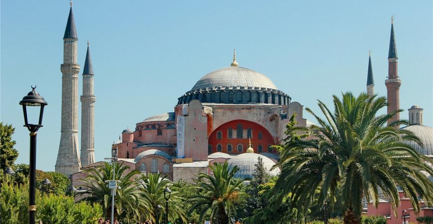 Собор Святой Софии (Софийский собор) в Стамбуле