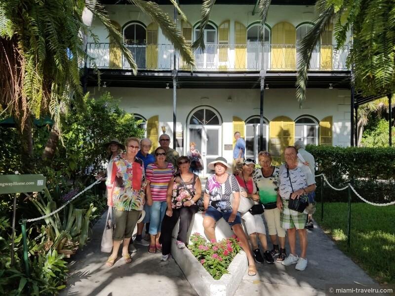 """Фото из альбома """"Наши гости в Майами. Фото с наших экскурсий."""", Майами, США"""