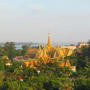 Пномпень. Столичный круговорот