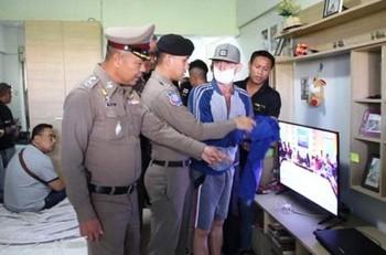 Турист из РФ арестован в Таиланде за воровство