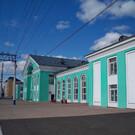 Ж/д вокзал Кемерово