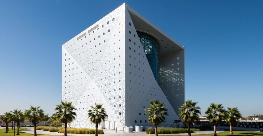 Зоологический музей «The Green Planet» в Дубае