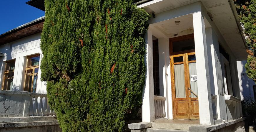 Дом-музей Н. А. Островского