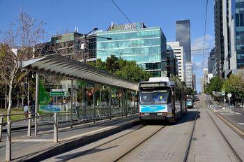 Транспорт в Мельбурне