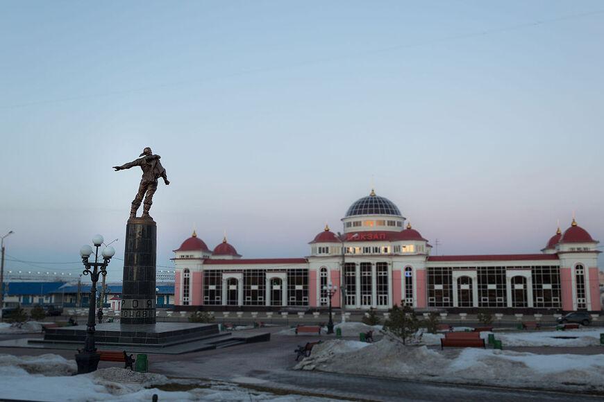 ЖД вокзал Саранска. Расписание поездов 2020, сайт, телефон ...