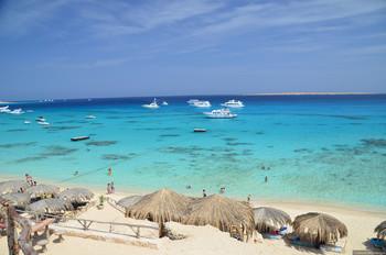 В продаже появились туры на курорты Египта по новому маршруту