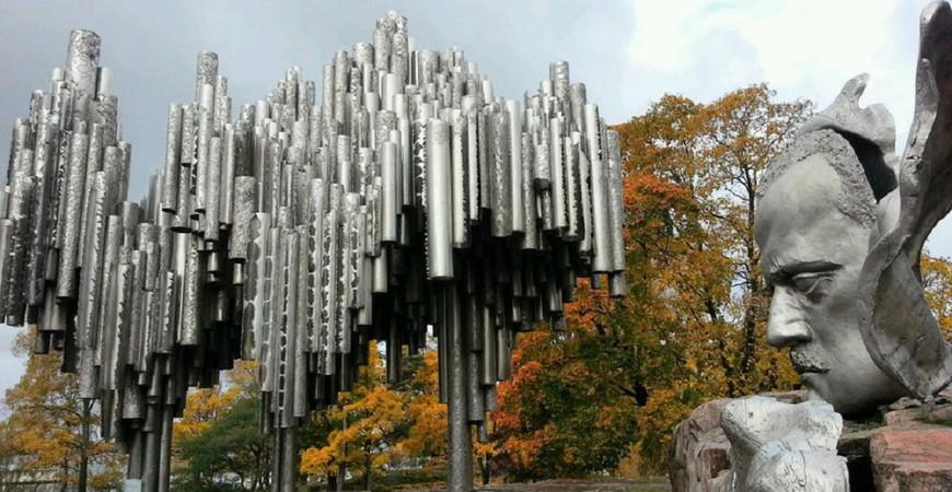 Памятник Сибелиусу (Sibelius Monument)