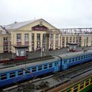 Ж/д вокзал Нижнего Тагила