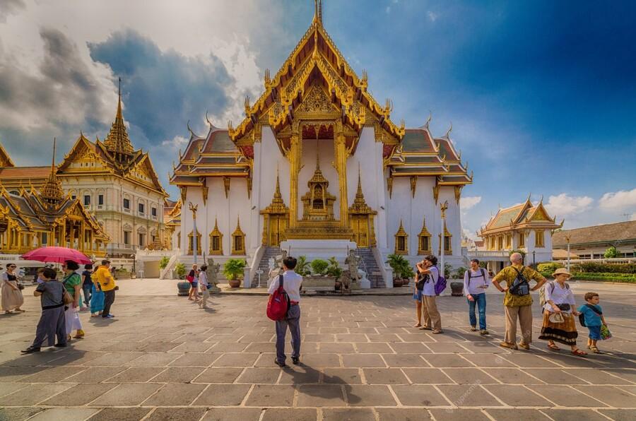 фотосессия в бангкоке богатством путь земной