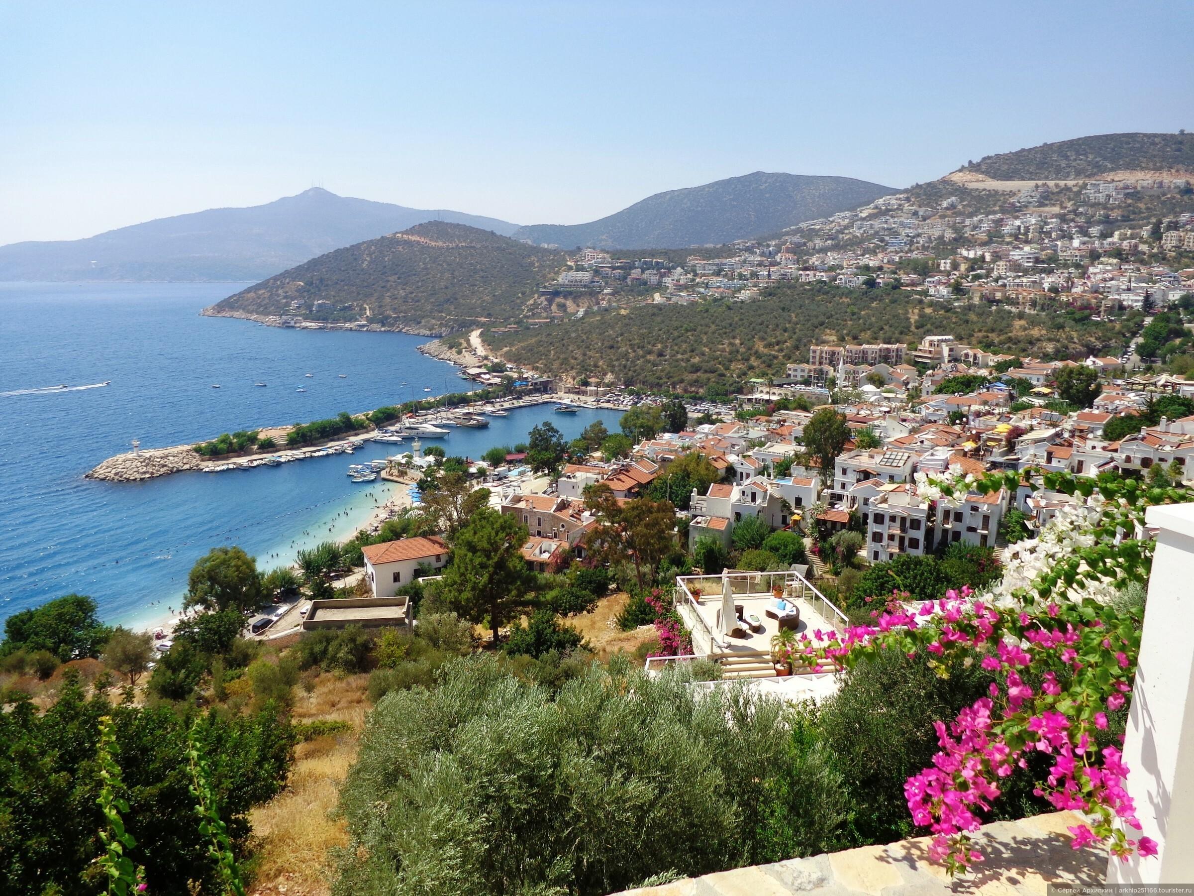 По турецкой Ривьере — в Калкан — самый дорогой курорт Турции