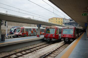Транспорт в Неаполе