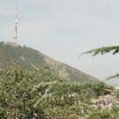 Гора Мтацминда