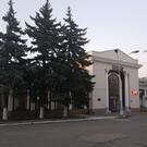 Ж/д вокзал Невинномысска