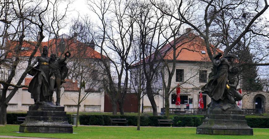 Вышеградские сады