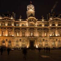 Отель де Вилль.