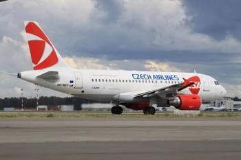 Czech Airlines уходит из Екатеринбурга