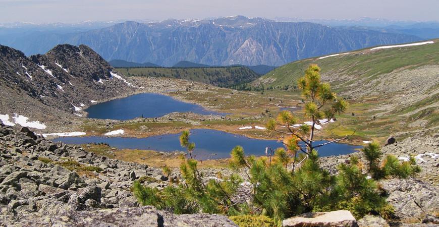 Алтайский природный биосферный заповедник