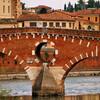 Каменный мост - Ponte Pietra